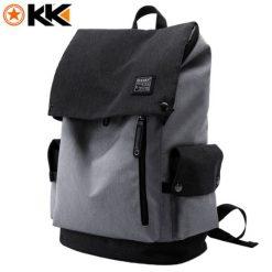 balo đi học nam kaka-2238 đen xám