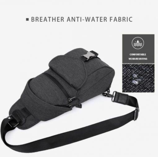 túi đeo chéo chống nước chống trộm